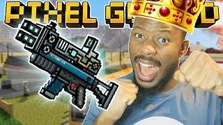 BEST PRIMARY ROYALE FIGHTER!? | Pixel Gun 3D