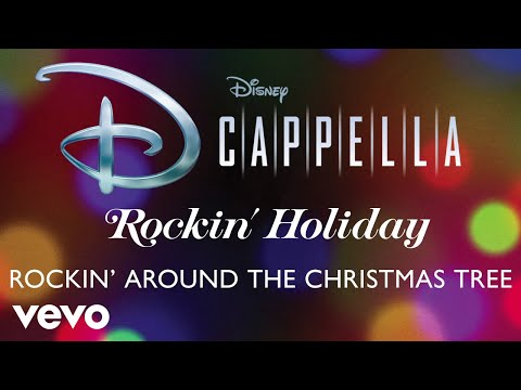 "DCappella – ""Rockin' Around the Christmas Tree"""