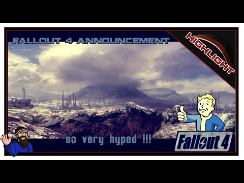 CohhCarnage Reacts To The Fallout 4 News