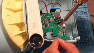 鼎盛达人:拆解修复一台小孩学习机,我还是第一次拆这种产品