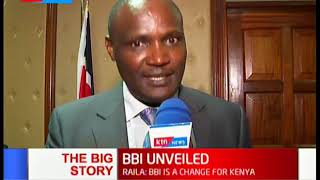 BBI unveiled: John Mbadi speaks after 'important' event | THE BIG STORY