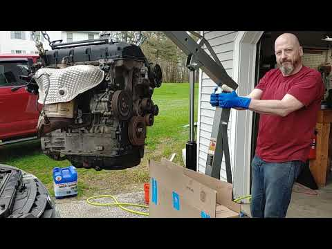 How to easily change the VVT solenoid on a 2009 Hyundai