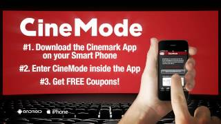 Cinemark: CineMode