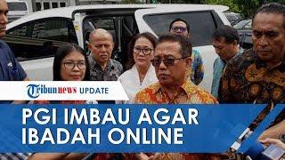 Persekutuan Gereja-gereja Indonesia Imbau agar Ibadah secara Online untuk Cegah Covid-19