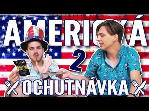 AMERICKÁ OCHUTNÁVKA 2 - GOGO & MENT