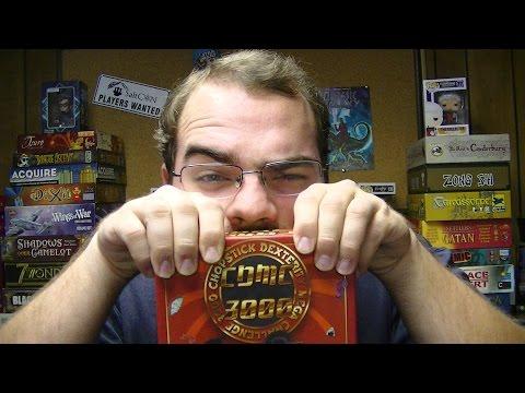 Meeple Madness Review Chopstick Dexterity MegaChallenge 3000.