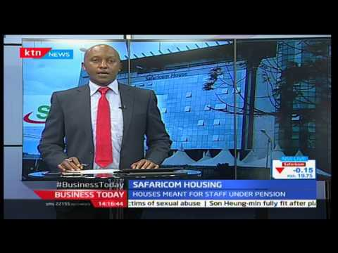 Business Today 6th December 2016 - Safaricom begins to build affordable housing for staff