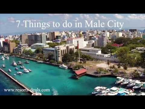 7 Things to do in Male city