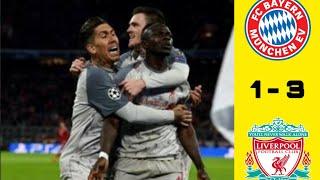 Bayer Munchen Vs Liverpool 1-3 Highlight & Allgoals, Leg 2 Liga Champions 2019..