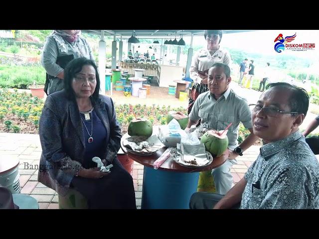 Kunjungan PemKab Banggai Ke Techno Park