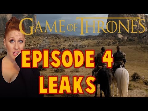 Game of Thrones Episode 4 Leaks (MAJOR SPOILERS)