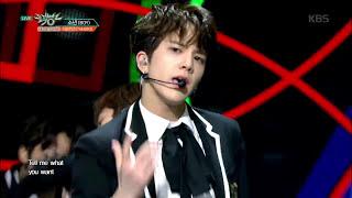 뮤직뱅크 Music Bank - 소년(BOY) - 더보이즈(THE BOYZ).20171208