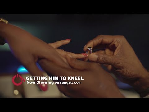 Getting Him To Kneel Series - Now Showing on congatv.com