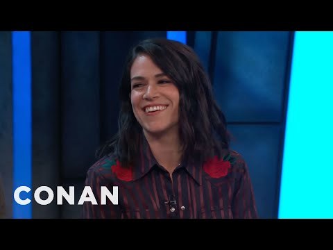 Abbi Jacobson Is An Expert Balker  - CONAN on TBS
