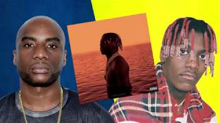 LIL YACHTY CONFRONTS CHARLAMAGNE..... (all awkward moments from Breakfast Club Interview 2018)