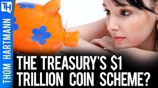 Can Treasury Magic Trick Stop Shut Down? (w/ Richard Wolff)