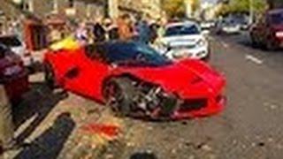 BEST Super Car Driver Idiots Compilation 2016 Super Car Fails & Crashes