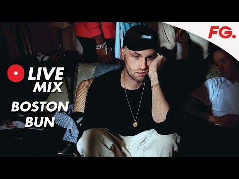 BOSTON BUN | INTERVIEW & MIX LIVE | HAPPY HOUR | RADIO FG