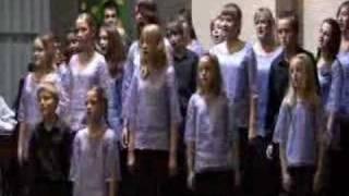 """Cantabile Youth Choir - """"One Voice""""."""