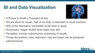 Creación de visualizaciones de datos eficaces para la inteligencia empresarial