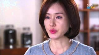 "SBS [따뜻한말한마디] - 미경, 은진에게 ""행복하게 살아"""