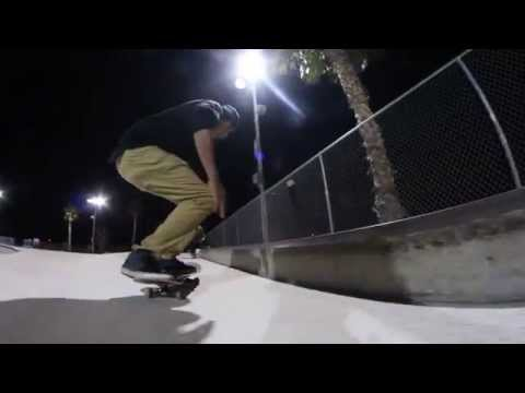Las Cruces Skatepark Edit #1