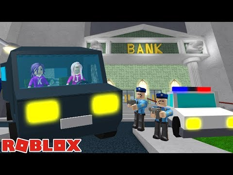THE BANK HEIST GOES ALL WRONG! 💰 / Roblox: Rob the Bank Obby