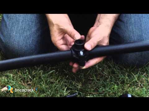 Jardinería: Instalar un sistema de riego automático 2 (Bricocrack)