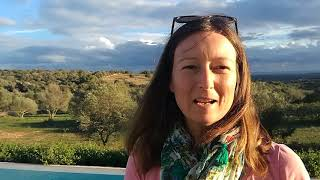 Video Rural Villa on Mallorca Cloe Nature