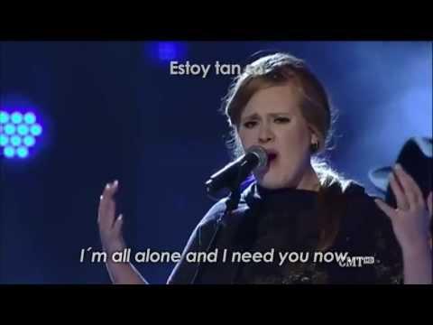Need You Now Lyrics – Adele