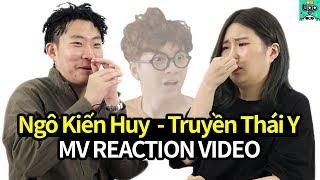 Ngô Kiến Huy - Truyền Thái Y reaction of Korean | Asian Music video Reaction [AMR] | KO/EN/VI SUB