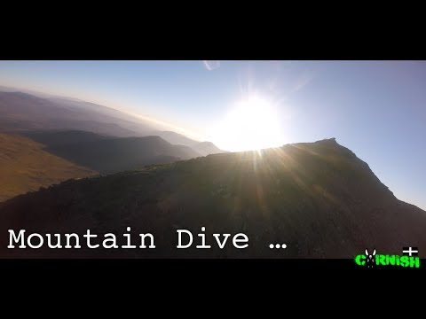 mountain-dive--trinity-face-of-mount-snowdon--fpv-drone