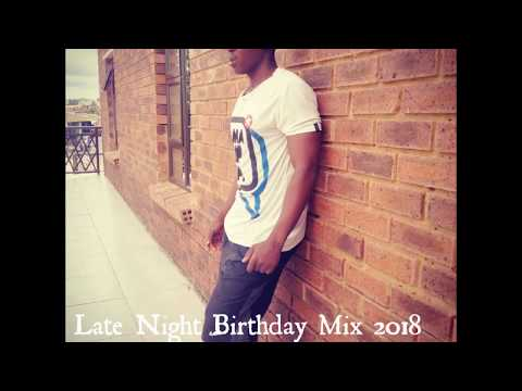 Late Night Session Mixed By SoulisticTJ   10 Jan Birthday Mix 2018 #KingCapricorn