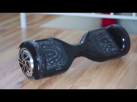 CXM Hoverboard/Scooter REVIEW and UNBOXING