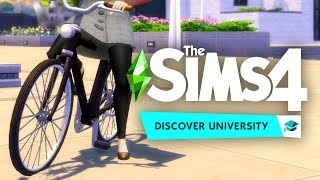 DISCOVER UNIVERSITY GAMEPLAY // The Sims 4
