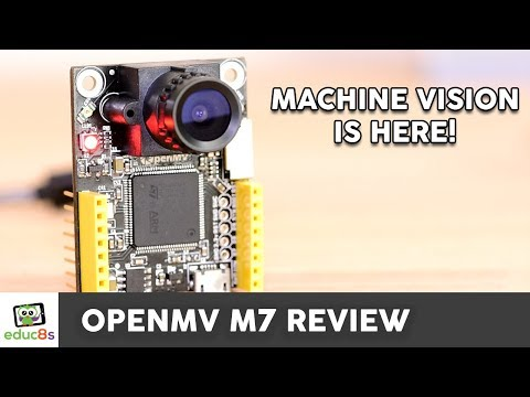 OpenMV M7 Video Review