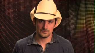 Brad Paisley Talks About Recording Hot Rod Heart with John Fogerty