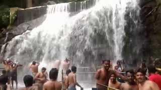 World Famous Suruli Falls (Theni District)..