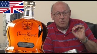 Whisky Review/Tasting: Crown Royal XO