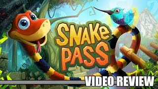 Review: Snake Pass (PlayStation 4, Xbox One, Switch & Steam) - Defunct Games