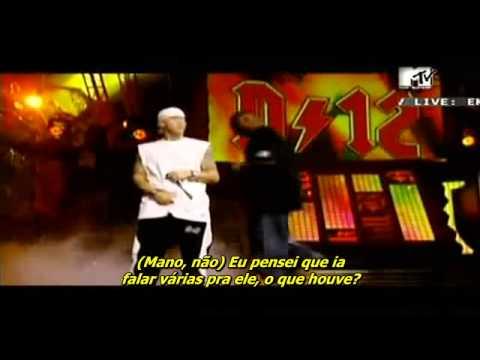 """D12 - My Band """"Ao vivo VMA MTV 2004"""" [Legendado]"""