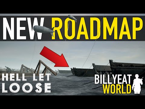 New 2019 ROADMAP - Omaha Beach + Offensive + More   HELL LET LOOSE