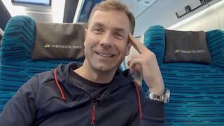Rozhovor s Martinem Šonkou v SC Pendolino