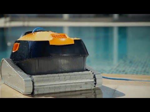 Limpiafondos Automático Dolphin E30