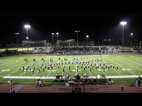 Marching Saints 2016 Field Show (9/23/16)