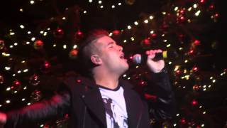 Joe McElderry -  Ambitions   Until The Stars Run Out  - Whitley Bay