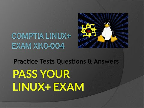 CompTIA Linux+ Exam XK0-004 Practice Questions and Answers ...
