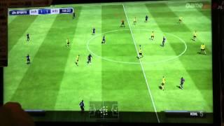 Borussia Dortmund vs. Arsenal