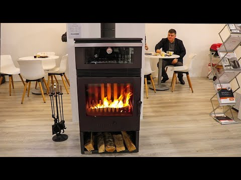 Teba - Wood Cookstove Series