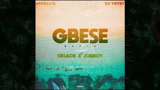 Dj Voyst X Joeboy X Oxlade Gbese (REFIX) Prod. By Aykbeats